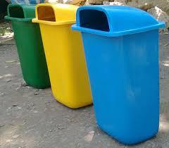 rumah, stainless, stainless steel, fiber, fiberglass, tong sampah, tempat sampah