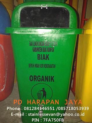 jual tempat sampah unik , jual tempat sampah organik dan anorganik murah