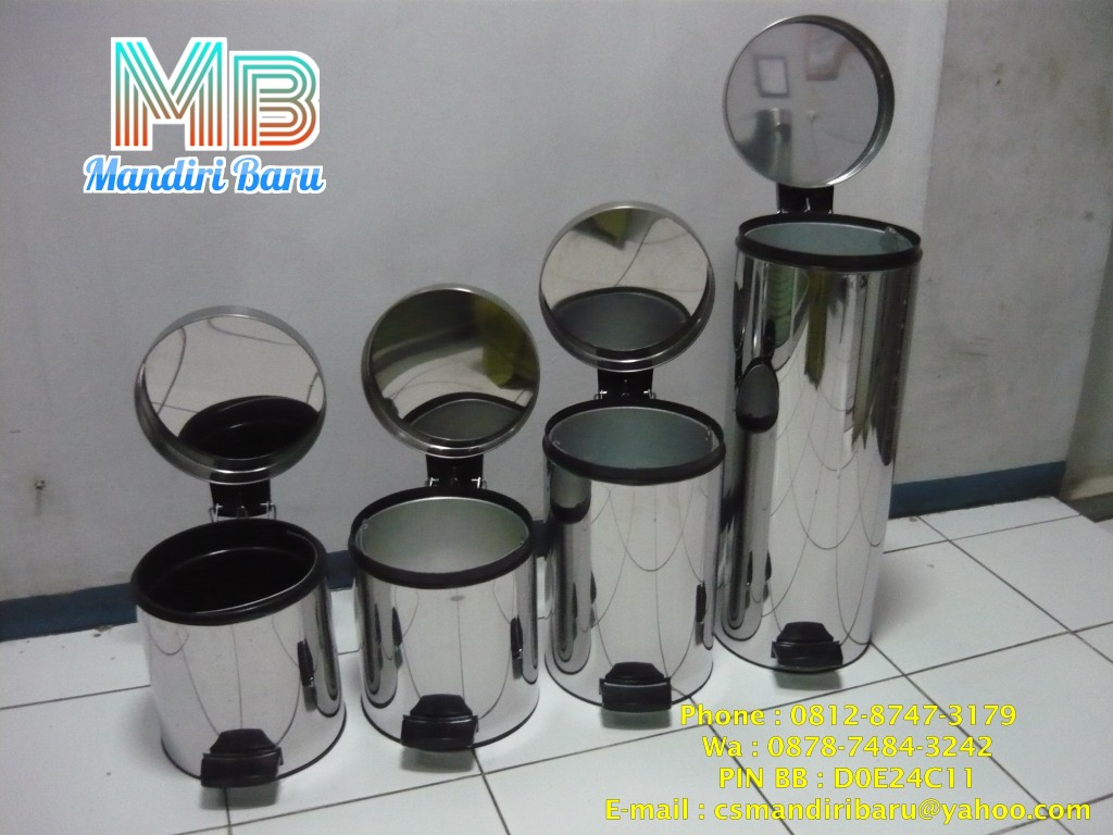 standing-ashtray-w harga tempat sampah stainless injak murah