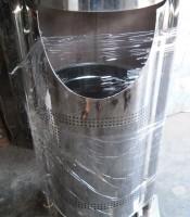 standing-ashtray-z,Produsen tempat sampah stainless besar , abrik tempat sampah stainless di jakarta dan bandung
