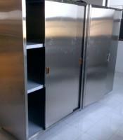 lemari stainless 2, HARGA LEMARI STAINLESS , lemari stainless murah , jual lemari stainless