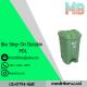 jual tong sampah plastik pedal , harga tempat sampah plastik 90 liter murah