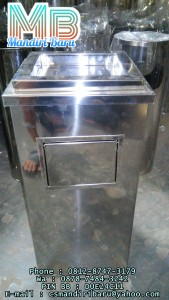standing-ashtray-d2,jual tong sampah standing ashtray murah