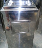standing-ashtray-d2,jual tong sampah standing ashtray murah