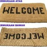KESET SERABUT WELCOME