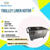 jual trolley linen, harga trolley linen, trolley linen murah, harga trolley linen murah,