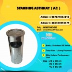 STANDING ASHTRAY A2-BULAT