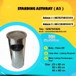 STANDING ASHTRAY A2