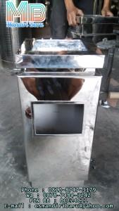 standing-ashtray-d,jual standing ashtray kotak stainless stell di jakarta , bandung dan surabaya