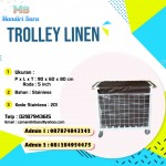 TROLEY LINEN KOTAK FULL