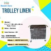 harga trolley linen laundry, jual trolley linen laundry, jual trolley laundry,jual trolley linen di Jakarta, harga trolley linen di Bandung, Jual trolley linen di Jakarta,