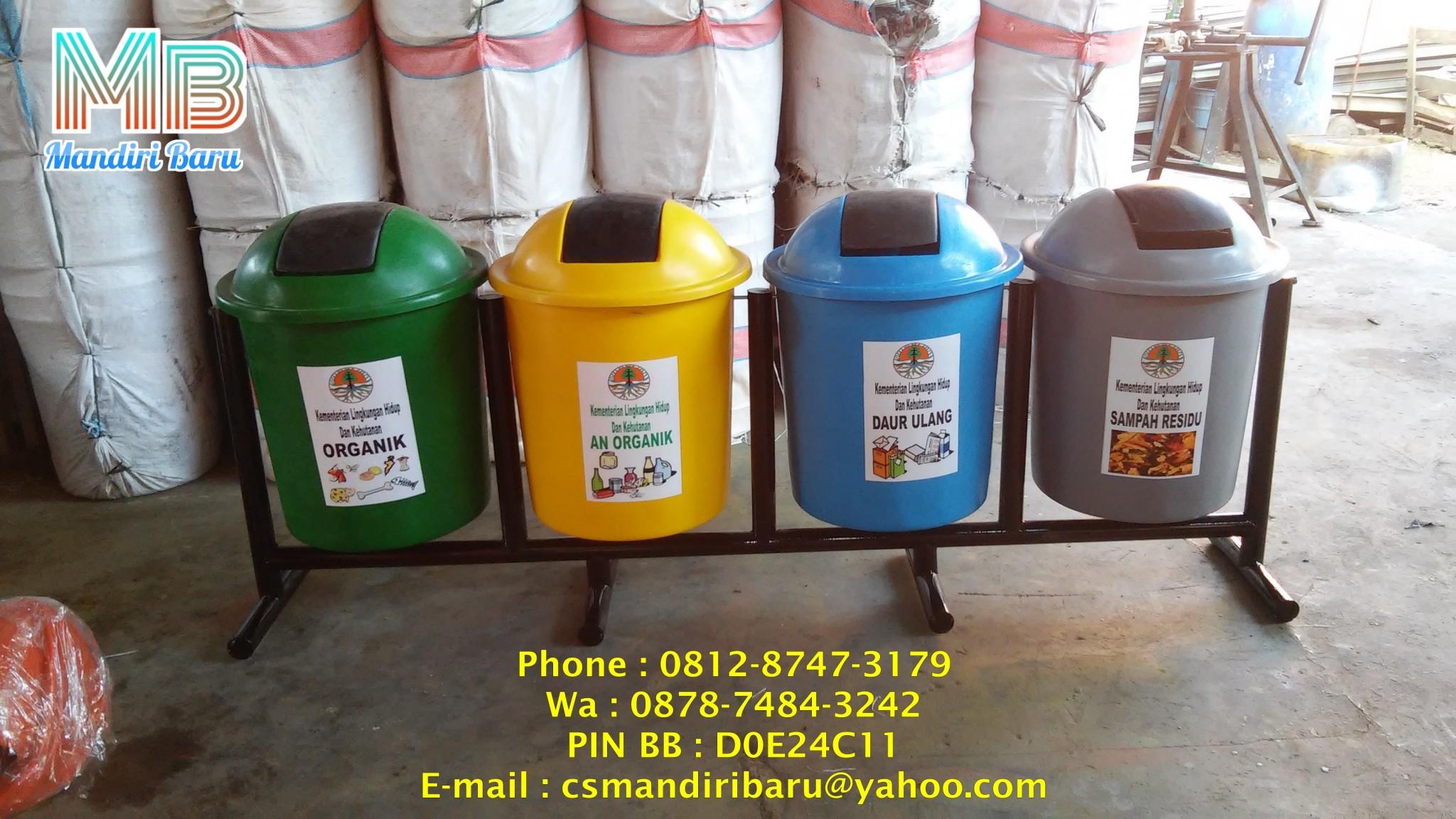 jual-tong-sampah-pilah-4-warna-bulat-swing-untuk-taman-sekolah-harga-murah-di-bandung-jakarta-medan-semarang