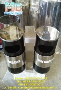 tempat-sampah-stainless-2-in-1-organik-dan-anorganik-indoor