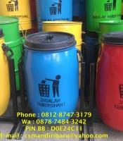 jual-tempat-sampah-organik-dan-anorganik-bahan-plastik-harga-murah