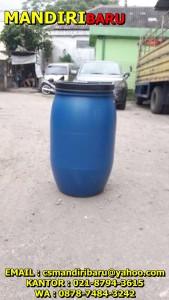 drum plastik bahan hdpe harga murah