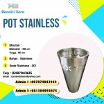 POT STAINLESS BATIK