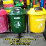 Jual Tempat Sampah Fiber Geser – 087874843242