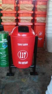 tong sampah fiber, jual tong sampah fiberglass, harga tong sampah,