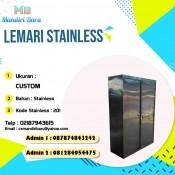 jual lemari stainless, harga lemari stainless di Bandung, jual lemari stainless di Jakarta, lemari stainless steel,