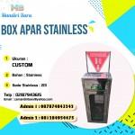 Box Apar Stainless