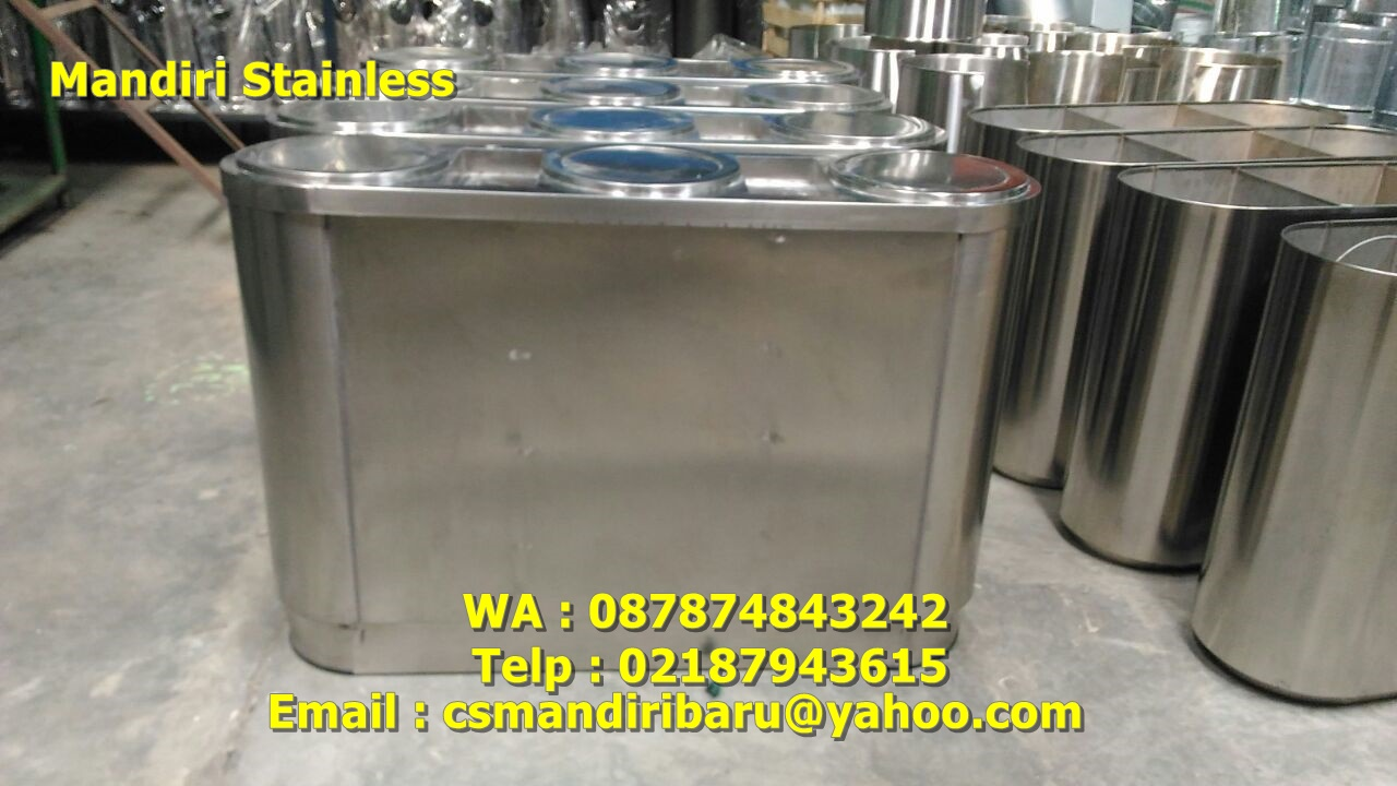 harga tong sampah stainless, jual tong sampah stainless steel, tong sampah stainless steel, harga tong sampah stainless steel,