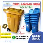 JUAL TONG SAMPAH FIBERGLASS BERODA 120 liter