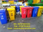 jual tong sampah fiberglass 120 liter, harga tong sampah fiberglass 120 liter, tong sampah fiber