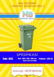 jual tong sampah plastik, harga tong sampah plastik besar