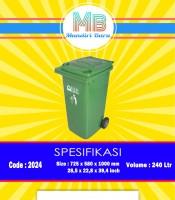 jual tong sampah plastik, tong sampah plastik