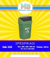 jual tong sampah plastik, harga tong sampah plastik, tong sampah plastik,
