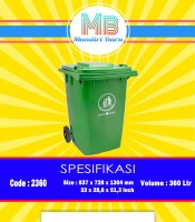 jual tong sampah plastik, harga tong sampah plasti, tempat sampah plastik,