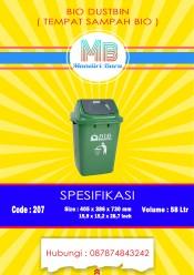 tempat sampah plastik, harga tempat sampah plastik,