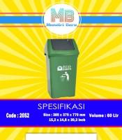jual tong sampah plastik, harga tong sampah plastik,