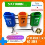 Jual Tong Sampah Plastik 3 in 1 DALTON