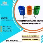 Tong Sampah Plastik 3 in 1 DALTON