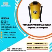 harga tempat sampah fiberglass, jual tempat sampah fiber, tong sampah fiber, tempat sampah fiberglass di Bogor,