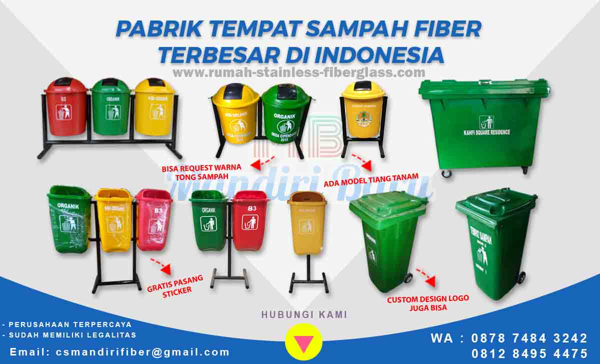 jual tempat sampah fiber 3 warna , harga tempat sampah 3 pilah, pabrik tong sampah fiber 3 pilah warna, jual tong sampah fiber 3 warna, di medan