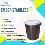 EMBER STAINLESS STEEL CUSTOM