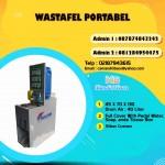 WASTAFEL PORTABEL MODEL D