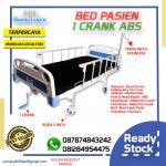 JUAL BED PASIEN 1 CRANK ABS