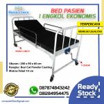 BED PASIEN 1 ENGKOL EKONOMIS